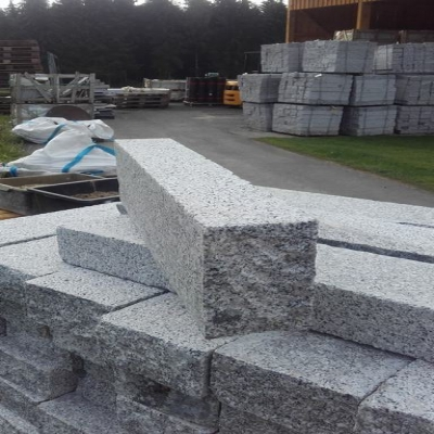 G series of curbstone to Germany