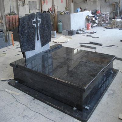 Poland style tombstones