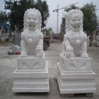传统动物石雕