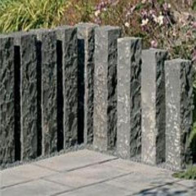 天然石栅栏,栏杆石